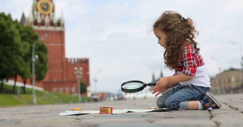 Интересные экскурсии для детей и взрослых в Москве