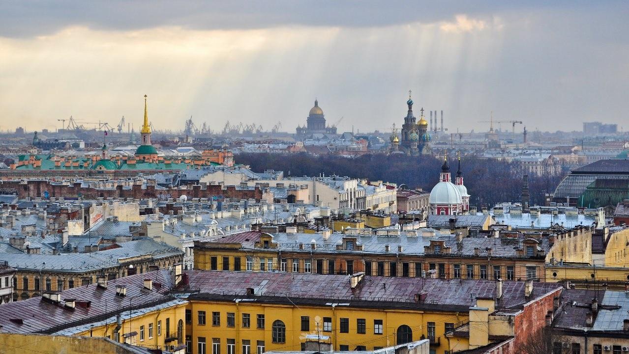Лучшие экскурсии по крышам Санкт-Петербурга