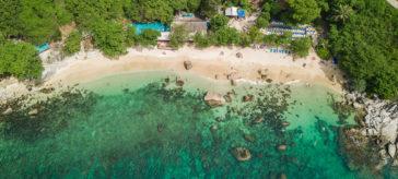 пляж ао сан ao sane beach phuket