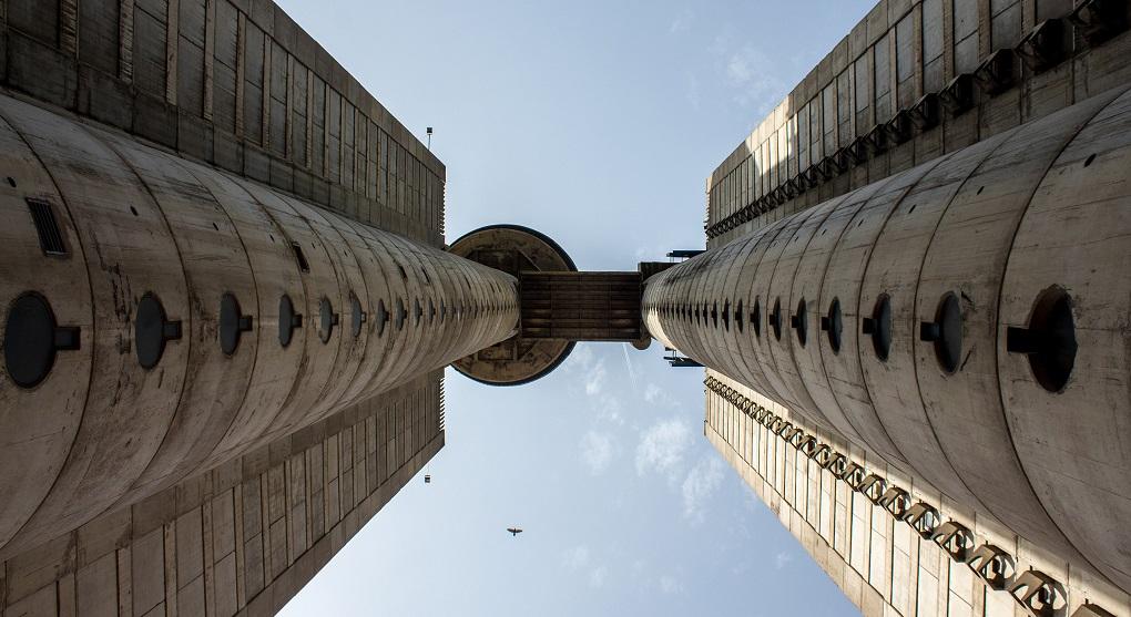 Достопримечательности Белграда - Башня Генекс