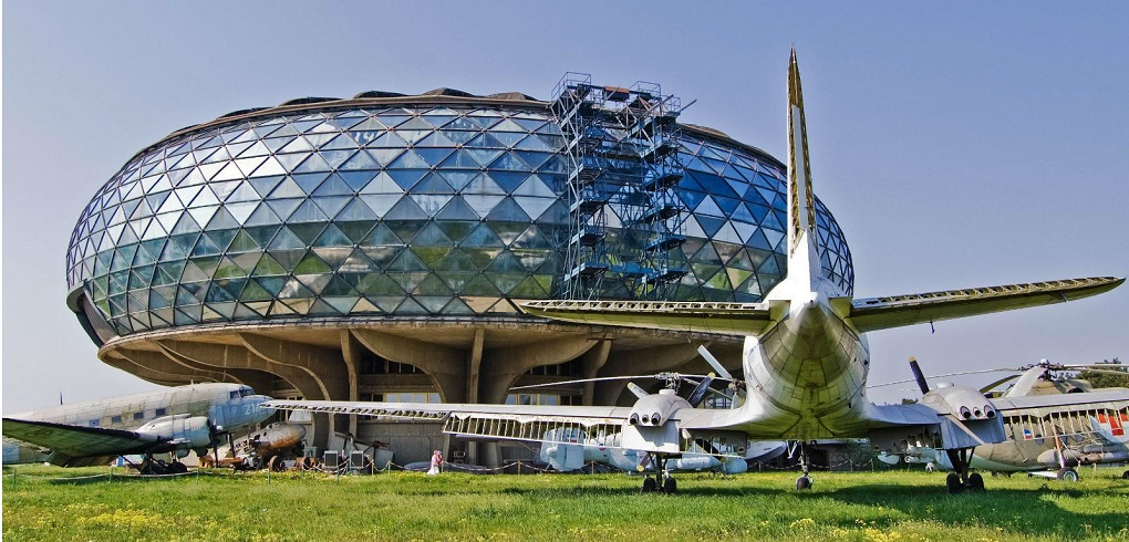 Достопримечательности Белграда - Музей воздухоплавания