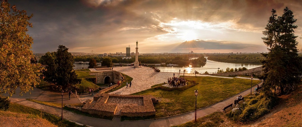 Достопримечательности Белграда - Парк Калемегдан