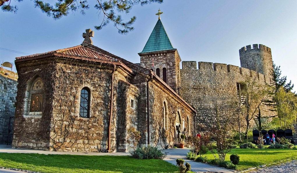 Достопримечательности Белграда - Церковь Ружица