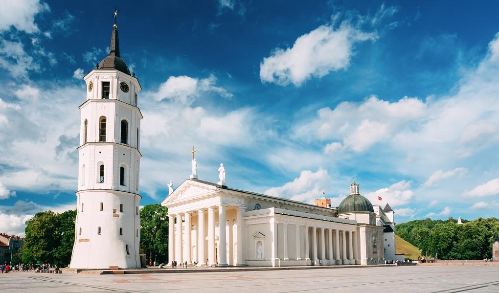 Достопримечательности Вильнюса - Кафедральный собор Святого Станислава