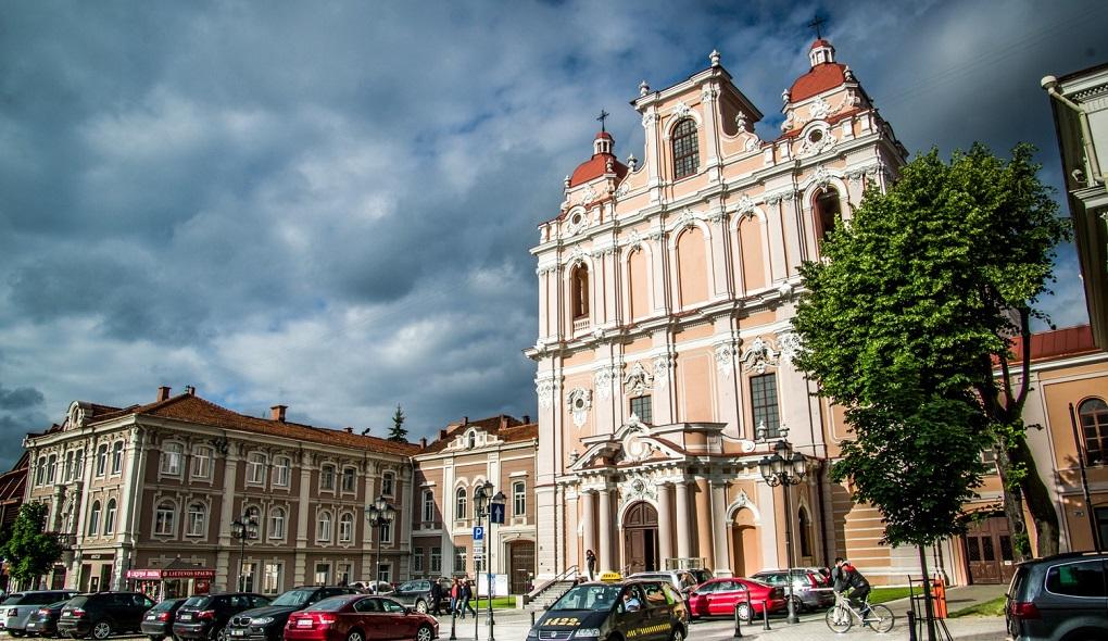 Достопримечательности Вильнюса - Костел Святого Казимира