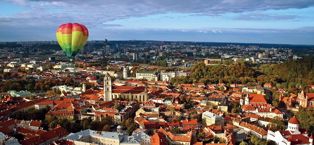 Достопримечательности Вильнюса - Старый Город Вильнюса