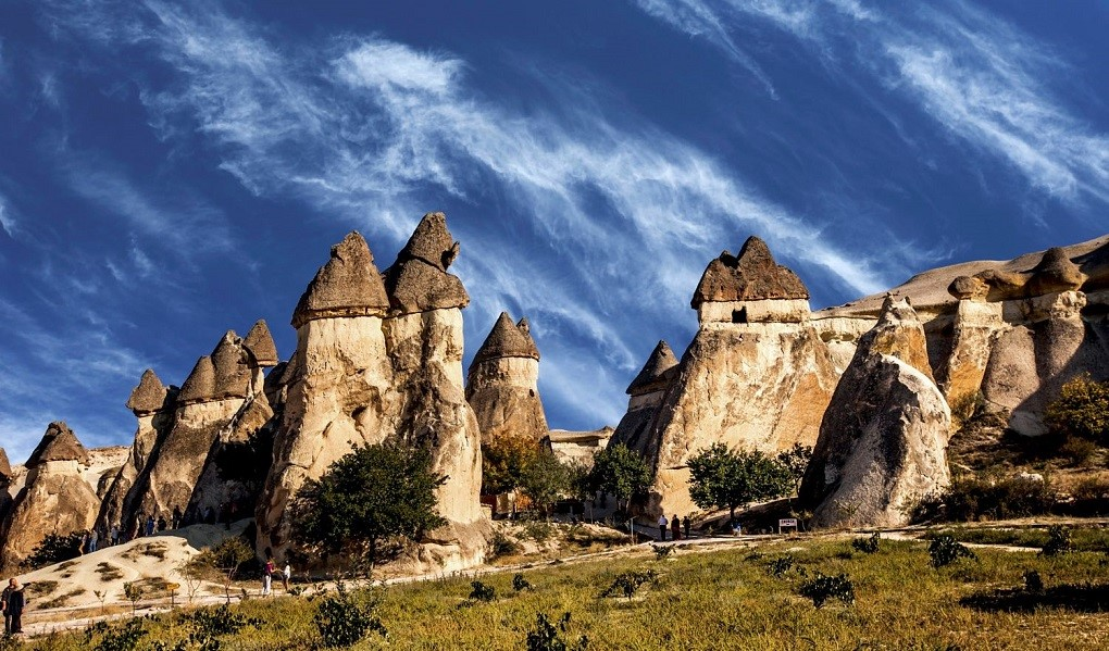 Экскурсии по Каппадокии