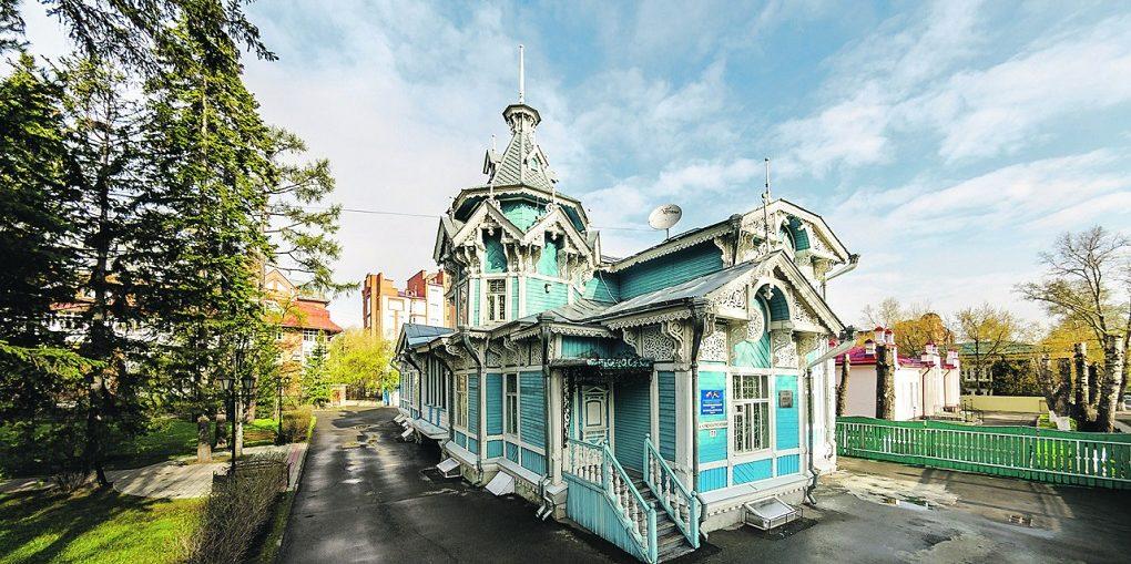 Экскурсии в Томске индивидуальные экскурсии по городу