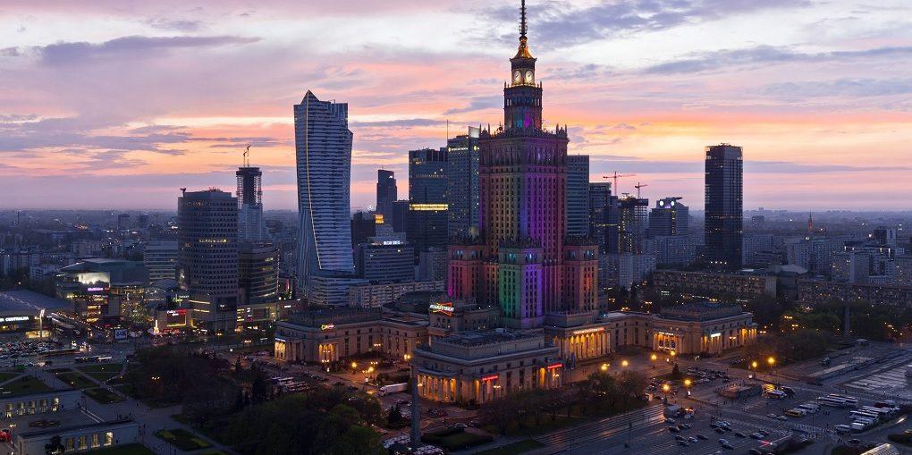 Экскурсии по Варшаве на русском языке