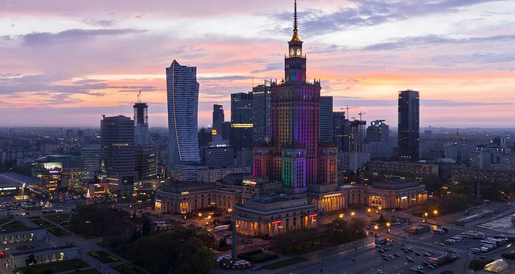 Экскурсии в Варшаве на русском языке
