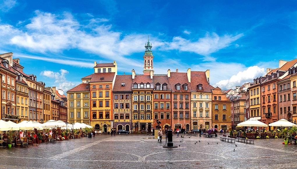 Экскурсия из Кракова в Варшаву