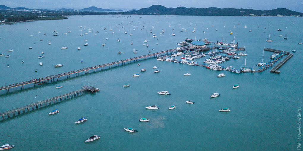 chalong pier phuket бухта пляж чалонг пхукет 1