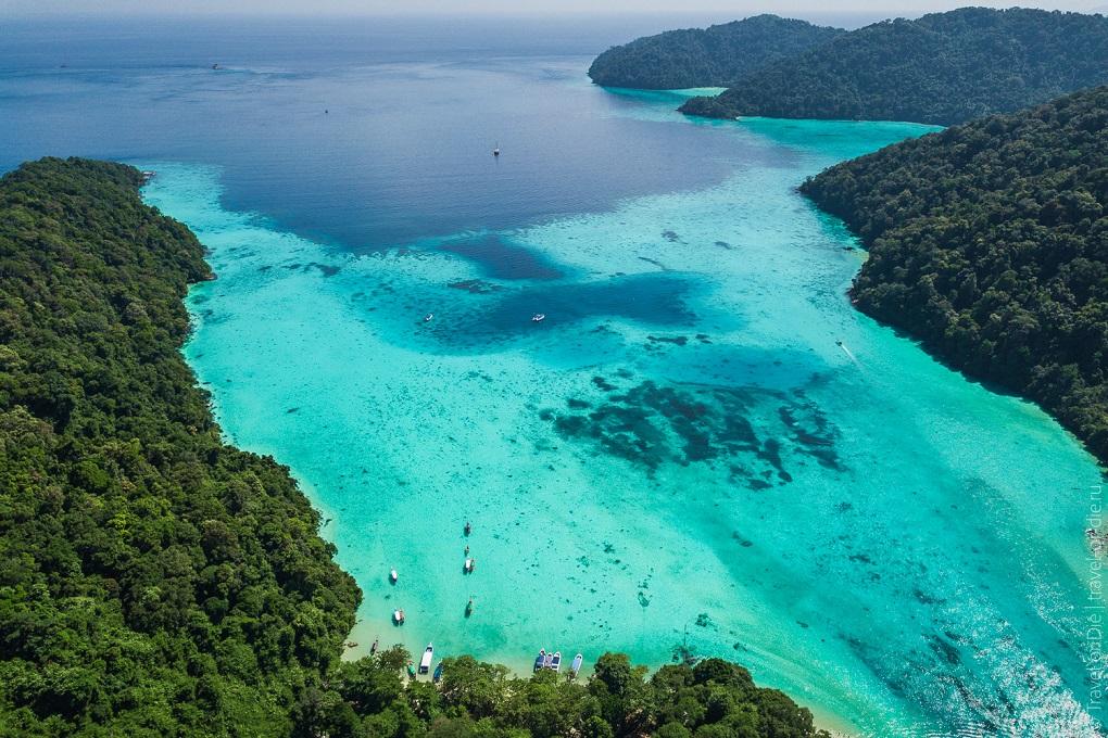 экскурсии на острова сурин суринские острова 2