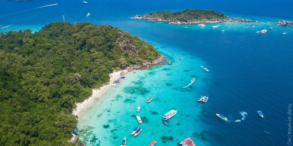 экскурсия на симиланские острова симиланы пхукет таиланд