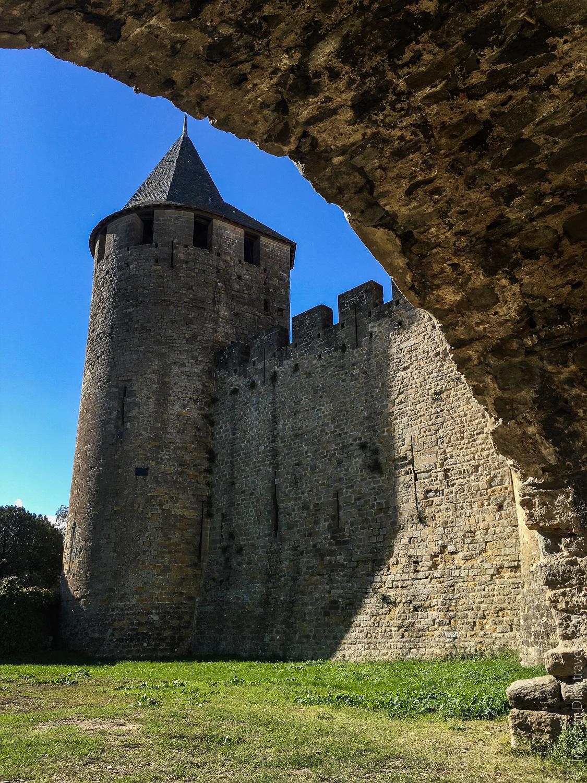 Замок Каркассон, Франция 07