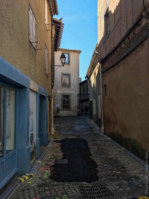 Замок Каркассон, Франция 14
