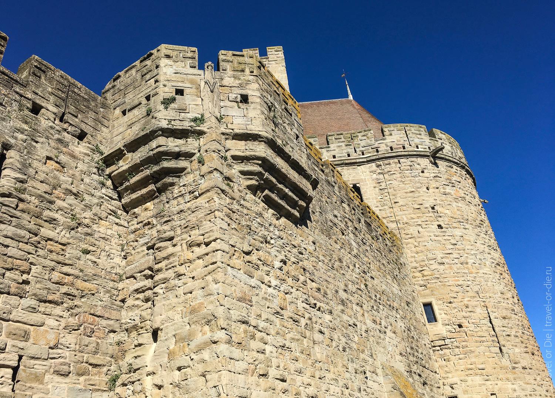 Замок Каркассон, Франция 24
