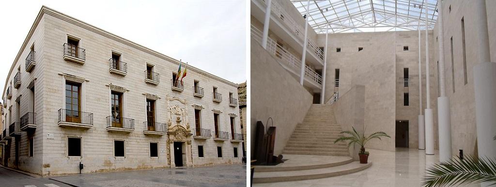 Достопримечательности Аликанте - Библиотека Фернандо де Лоасес