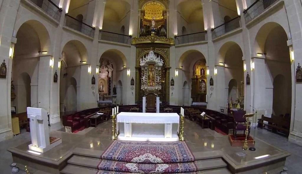 Достопримечательности Аликанте - Кафедральный собор Святого Николая