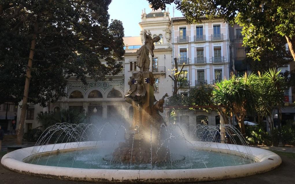 Достопримечательности Аликанте - Площадь Габриэля Миро