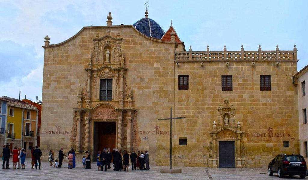 Достопримечательности Аликанте - монастырь святого лика