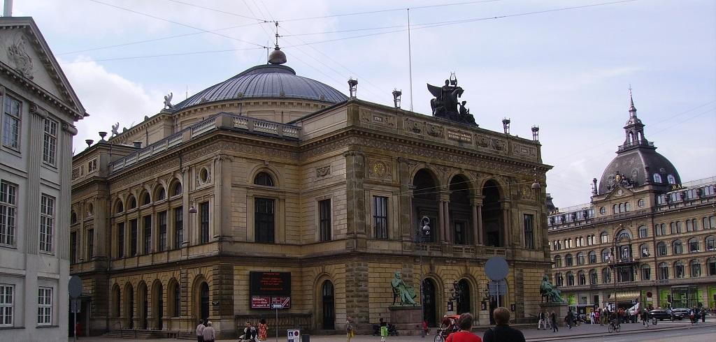 Достопримечательности Копенгагена - Королевский театр Дании