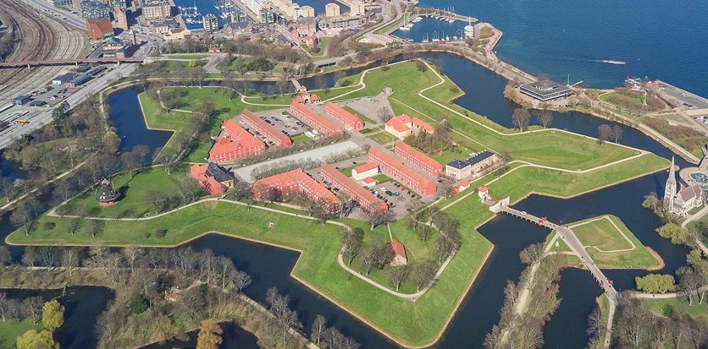 Достопримечательности Копенгагена - Крепость Кастеллет