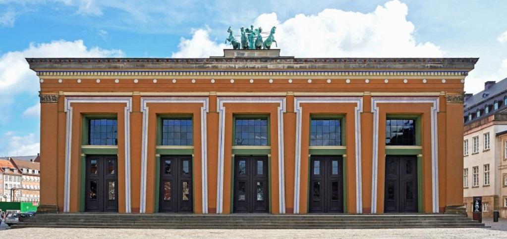 Достопримечательности Копенгагена - Музей Торвальдсена