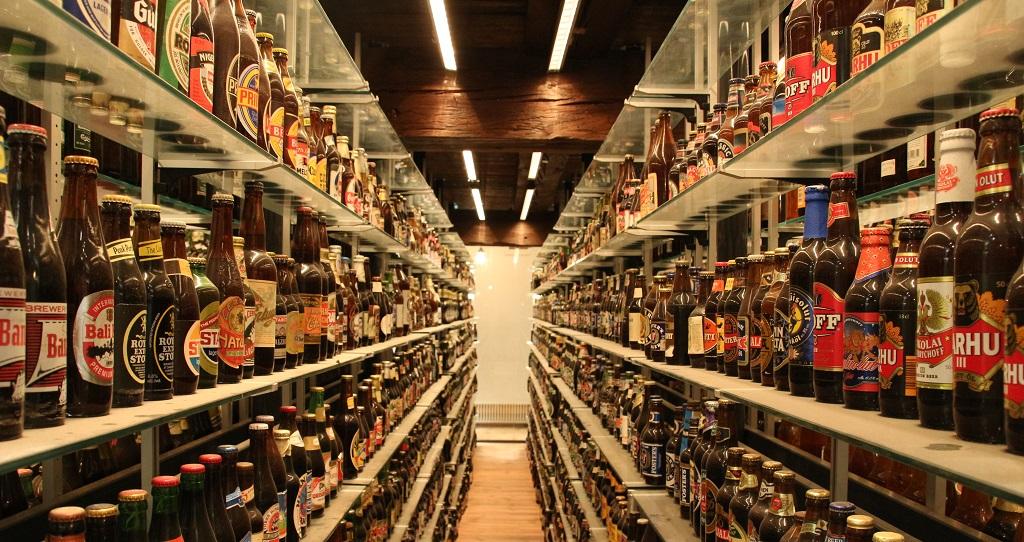 Достопримечательности Копенгагена - Музей пива «Carlsberg»