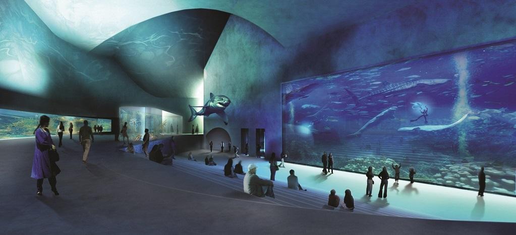 Достопримечательности Копенгагена - Национальный аквариум Дании