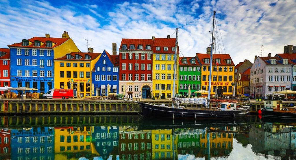 Достопримечательности Копенгагена - Нюхавн