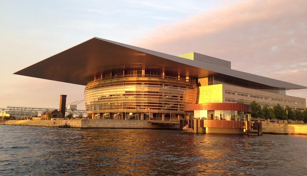 Достопримечательности Копенгагена - Оперный театр Копенгагена