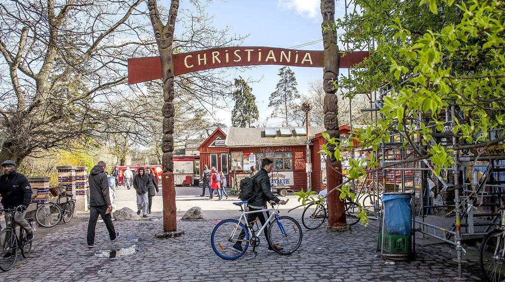 Достопримечательности Копенгагена - Свободный город Христиания