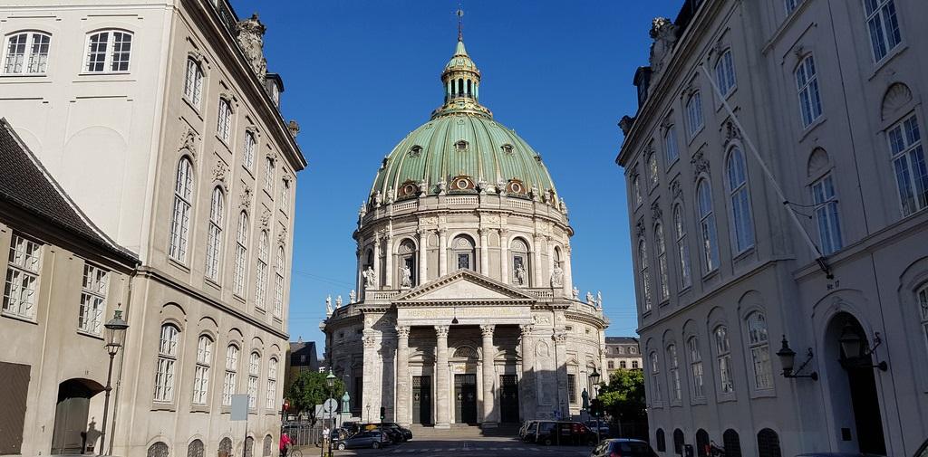 Достопримечательности Копенгагена - Церковь Фредерика
