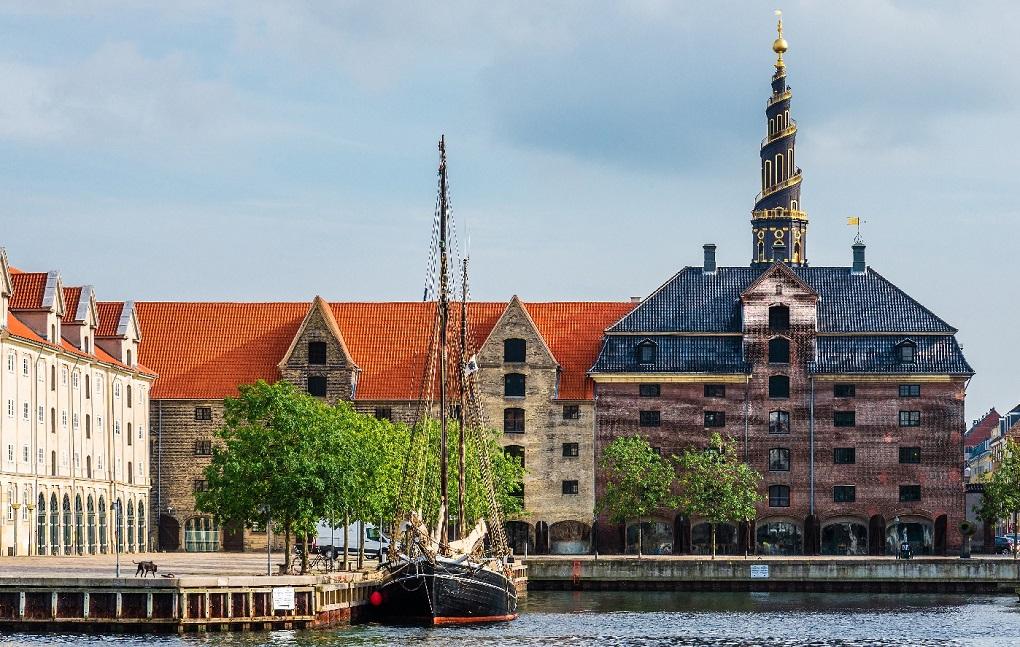 Достопримечательности Копенгагена - Церковь Спасителя