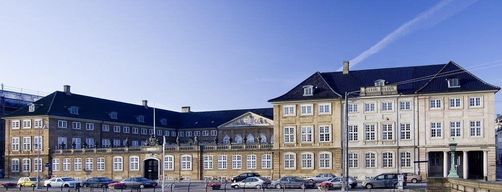 Достопримечательности Копенгагена - национальный музей дании