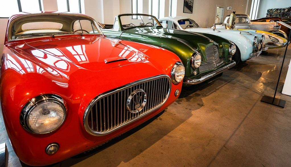 Достопримечательности Малаги - Автомобильный музей