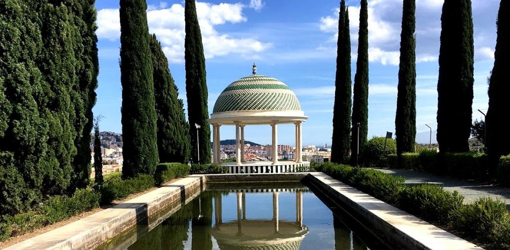 Достопримечательности Малаги - Ботанический сад «Ла-Консепсьон»