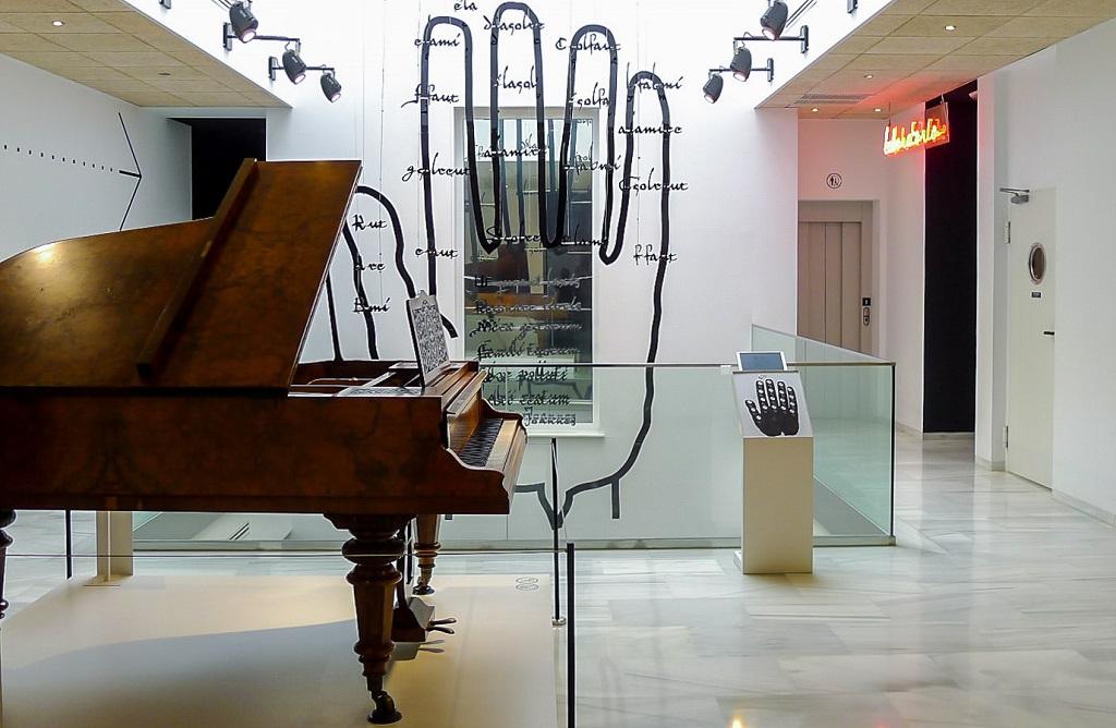 Достопримечательности Малаги - Интерактивный музей музыки
