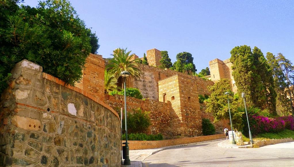 Достопримечательности Малаги - Крепость Хибральфаро