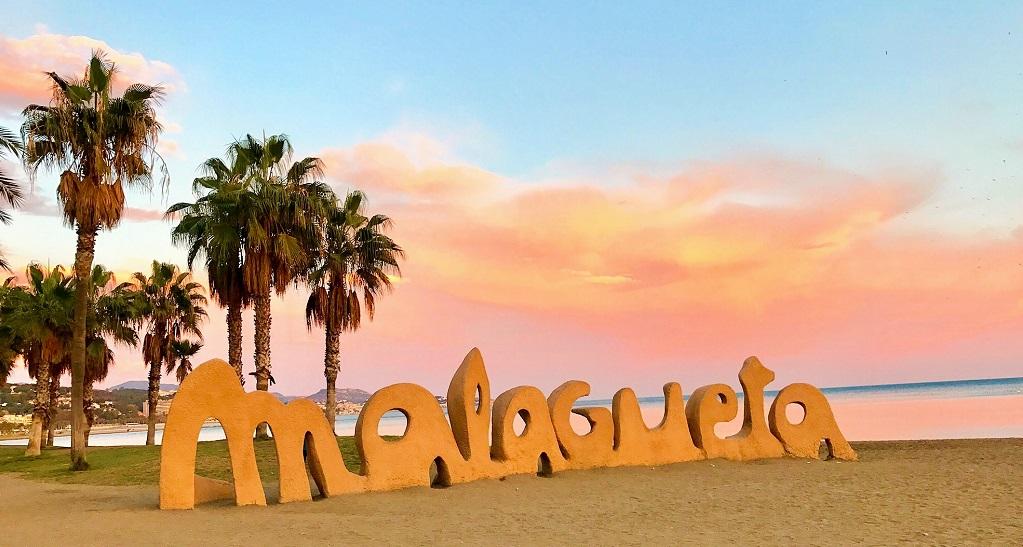 Достопримечательности Малаги - Пляж Ла-Малагета