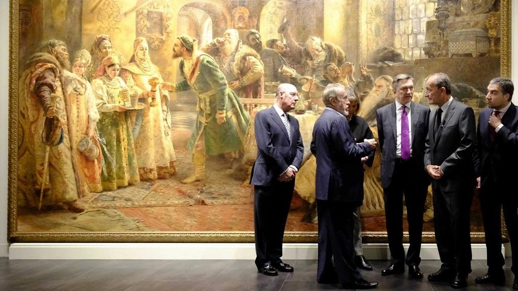 Достопримечательности Малаги - Русский музей
