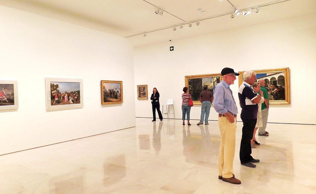Достопримечательности Малаги - музей кармен тиссен