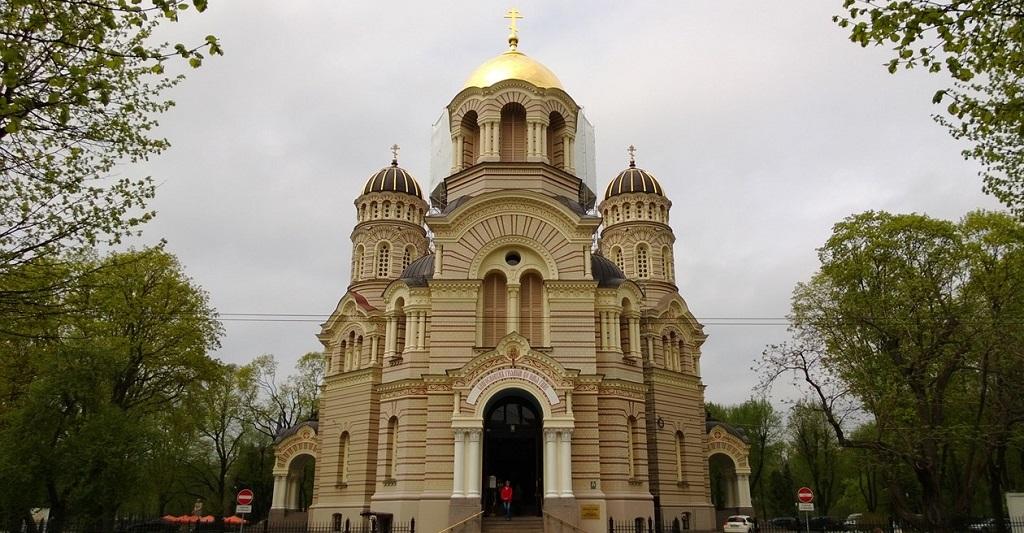 Достопримечательности Риги - Христорождественский собор