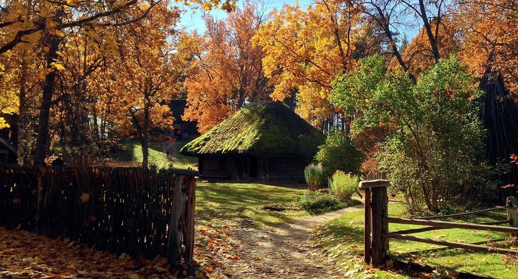 Достопримечательности Риги - Латвийский этнографический музей