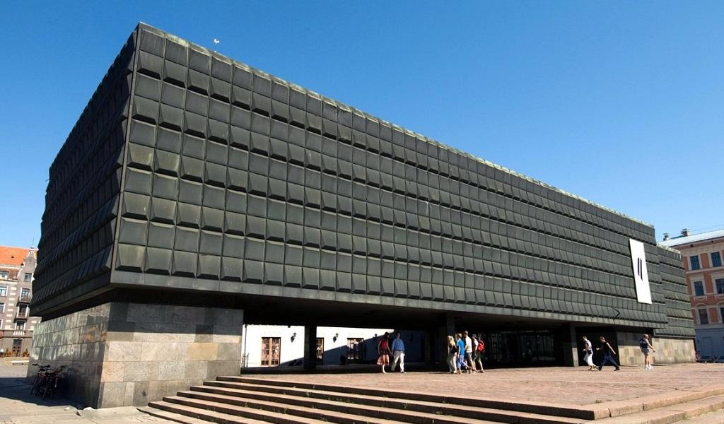 Достопримечательности Риги - Музей оккупации Латвии