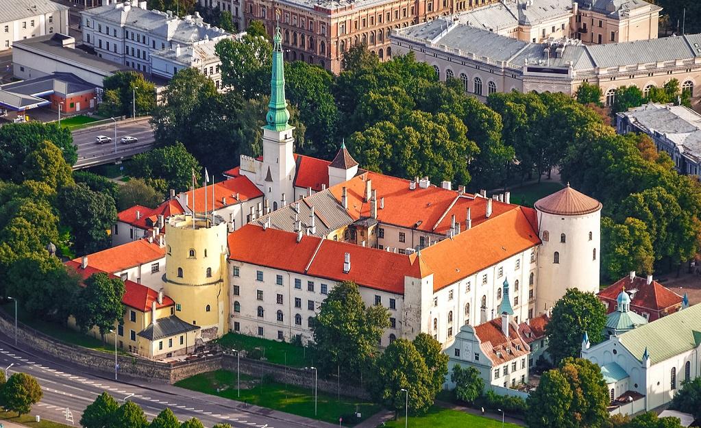 Достопримечательности Риги - Рижский замок