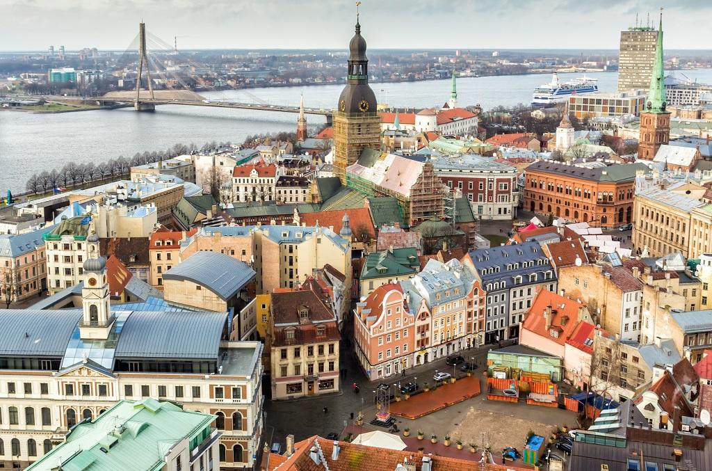 Достопримечательности Риги - Старый город