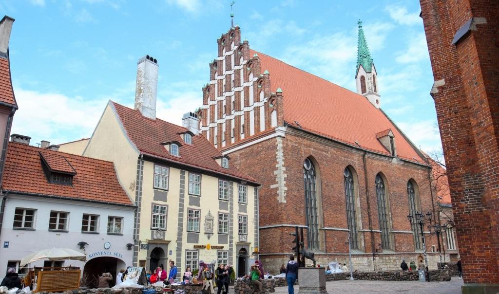 Достопримечательности Риги - Церковь Святого Иоанна