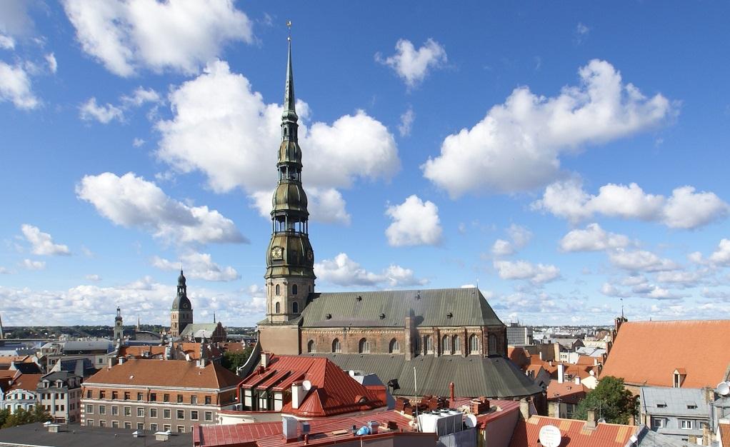 Достопримечательности Риги - Церковь Святого Петра